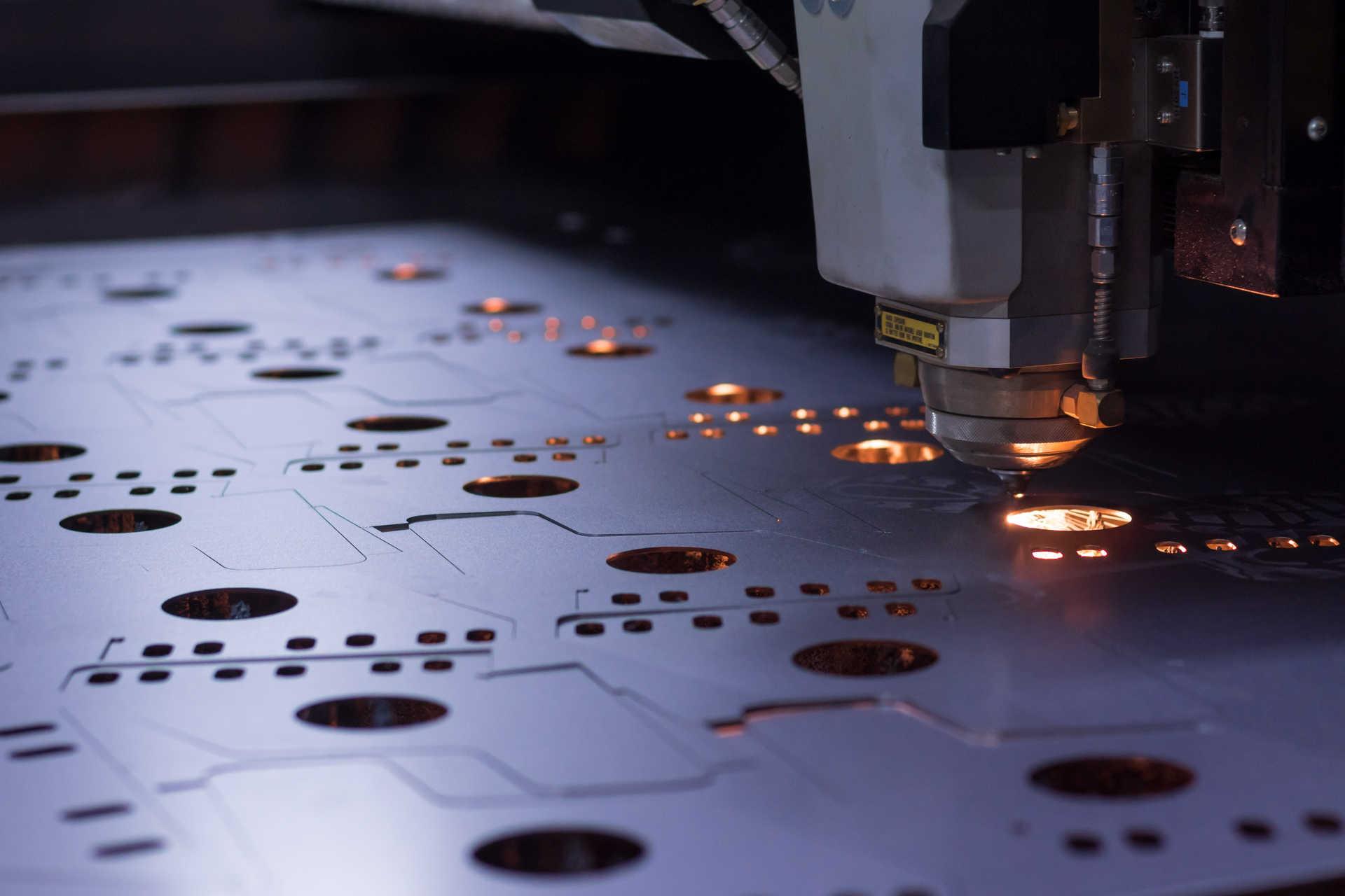 Laserové řezání a výseky - Vypalto s.r.o.